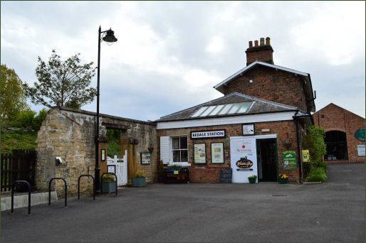 Bedale Railway Station