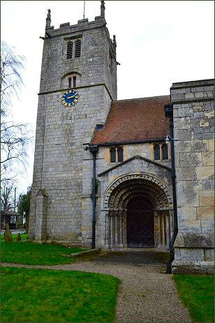 St Helen's Church, Stillingfleet