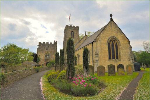 St. Nicholas Church, West Tanfield