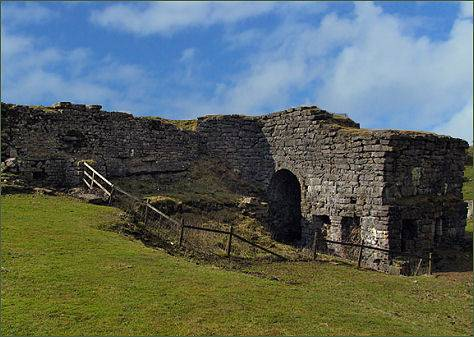 Toft Gate Lime Kiln, North Yorkshire