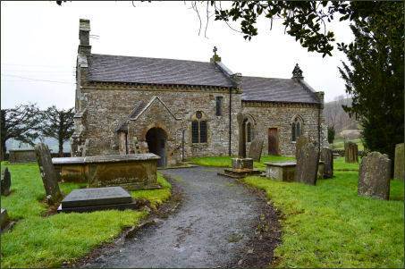 St Michael & All Angels Church, Downholme