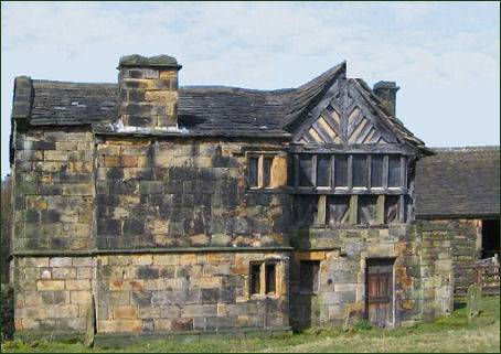 Kirklees Priory Gatehouse